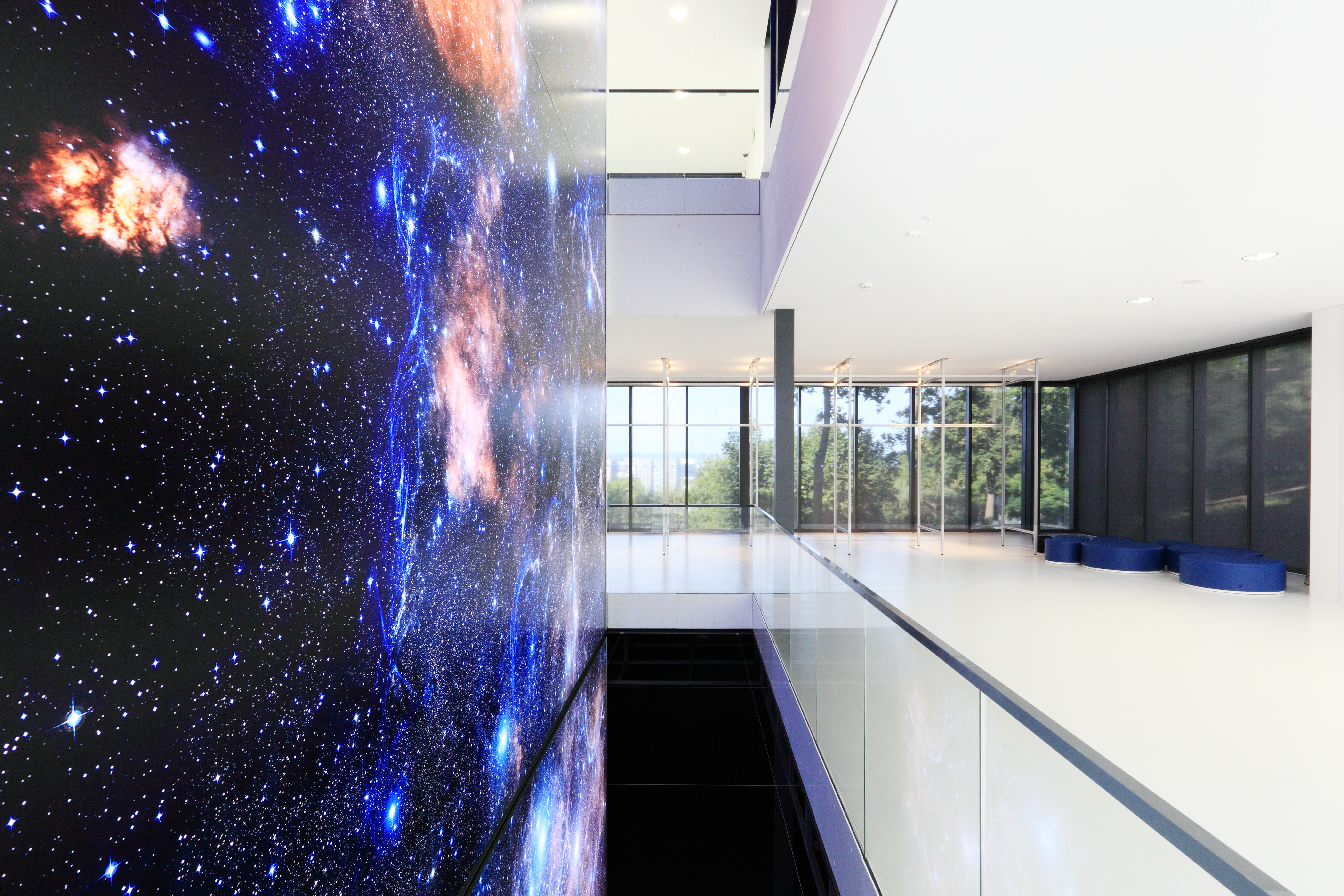 Brno Observatory And Planetarium Hvzdrna A Planetrium Book Wiring Observation Room Foyer